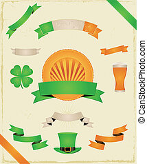 St. Patrick's Day (Ribbons And Banners Collection)