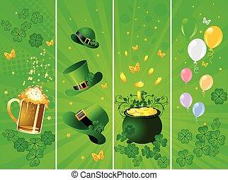 St. Patrick's Day, set