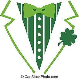St. Patrick's Day suit for t-Shirt
