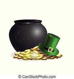 St Patricks Day symbol