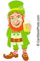 St Patrick's Day symbol