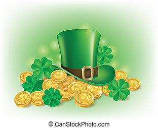 St. Patricks Day symbolics