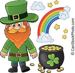 St Patricks Day theme image 1