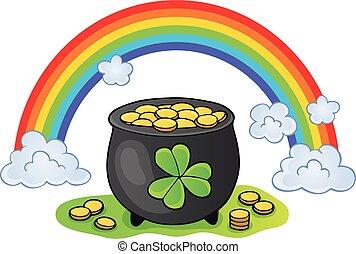 St Patricks Day theme image 2