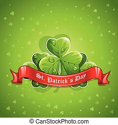 St. Patricks Day vector image