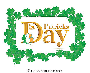 St. Patrick's Days design