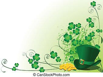 St. Patrick%u2019s Day Background - St. Patrick%u2019s Day...