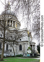 St. Paul cathedral, London