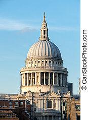st paul's καθεδρικός , μέσα , λονδίνο