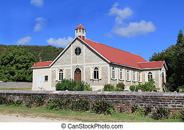 St. Paul's Anglican Church in Antig