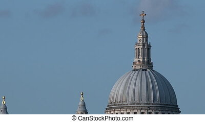 St Pauls Cathedral City of London - St Pauls Cathedral as...