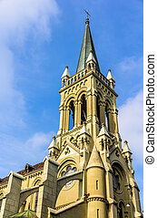 St. Peter and Paul church in Bern - Switzerland