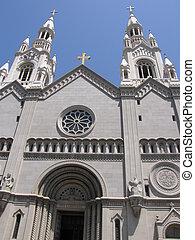 St Peter and Paul Church in San Francisco, California