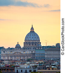 St Peter Cathedral, Vatican, Rome