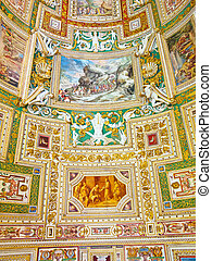 St. Peter dome in Rome