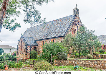 St. Peters Anglican Church in Plettenberg Bay