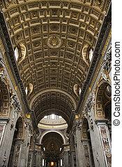 st. peter's, basilica.