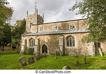 St Peters church, Upwood, Cambridgeshire - St Peters church ...