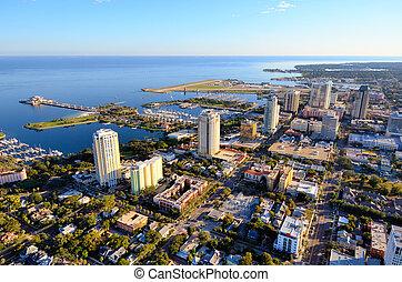 st. 。 petersburg, フロリダ