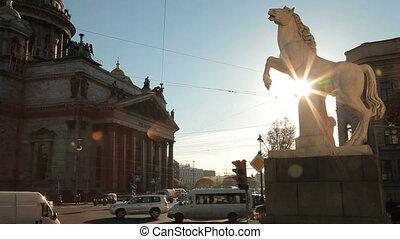 St. Petersburg Landmarks - Saint Isaac's Cathedral