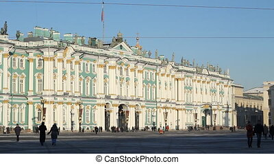 St Petersburg, The Hermitage Museum
