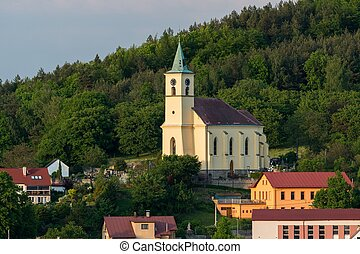 St. Philip and James church in Vsen - St. Philip and James...
