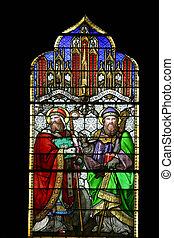 St Quirinus and Bl Agostino Gasotti - Saint Quirinus of ...