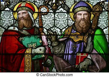 St Quirinus and Bl Agostino Gasotti - Saint Quirinus of...