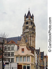 St. Salvator Cathedral, Bruges, Belgium
