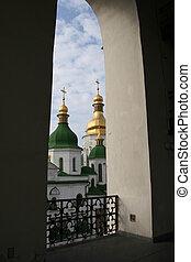 St. Sophia orthodox cathedral in Kyiv, Ukraine