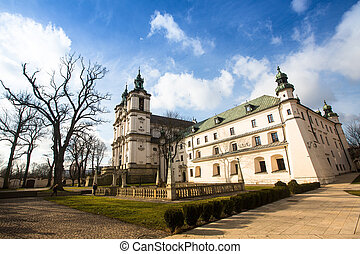 st. 。, stanislaus, 司教, krakow., 教会