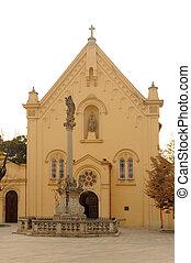 St. Stefan Capuchin Church in Brati - St. Stefan Capuchin...