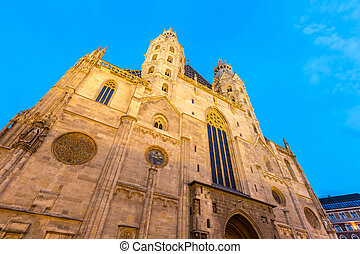 St. Stephan cathedral Vienna Austria