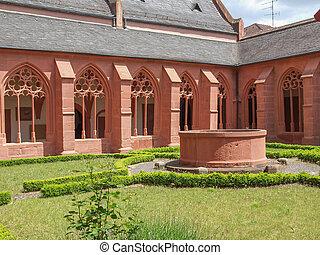 St Stephan church Mainz