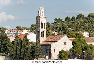 st. stephen cathedral of hvar