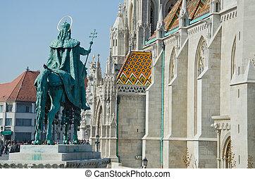 St. Stephen Monument