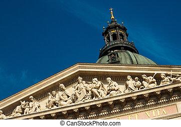 St. Stephen s Basilica of Budapest
