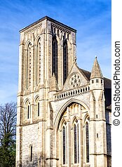 St Stephens Anglican Church, Bournemouth, England, United...