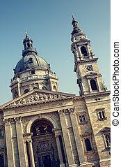 St. Stephen\'s Basilica