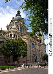 St Stephens Basilica - St. Stephen's basilica, largest...