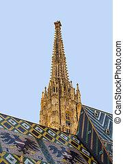 St. Stephens cathedral in Vienna, Austria