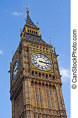 St. Stephens Tower aka Big Ben - The clock of St Stephens...