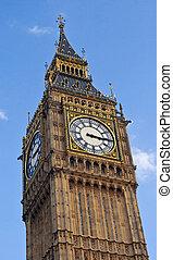St. Stephens Tower aka Big Ben - The clock of St Stephens...