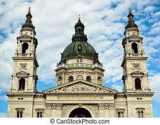 St. Steven's Basilica in Budapest