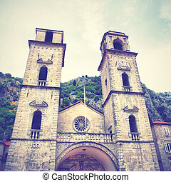 St. Tryphon Cathedral in Kotor