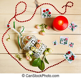 St. Valentines Day gifts on