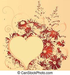 St. Valentine's Day pattern