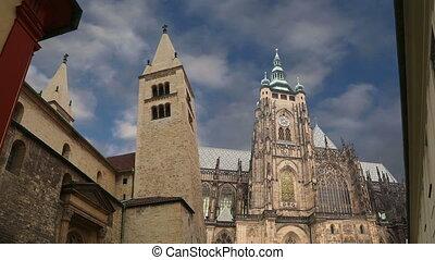St. Vitus Cathedral in Prague - St. Vitus Cathedral (Roman...