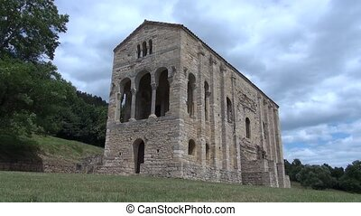 Sta Maria Naranco - IX century Santa Maria del Naranco...