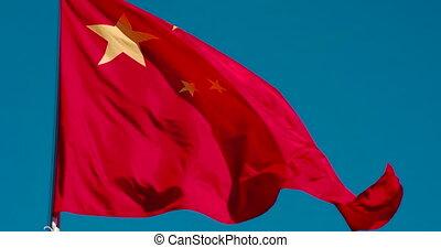 staat, china dundoek